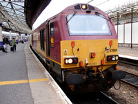 Railways EWS FSR Aberdeen 20090627