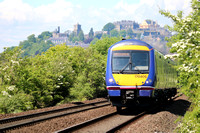 Railways Scotrail St.Ninians 20160529