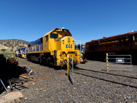 Railways Australia PN Werris Creek 20131009