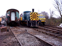 Railways Preserved Shakerstone 20041230
