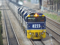 Railways Australia Pacific National Waratah 20140110