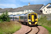 Railways Scotrail Waterside LC 20160705