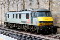 Railways Various Edinburgh Waverley 20160222