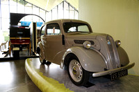 Travel Scotland Riverside Museum Cars 20150818