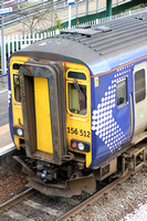 Railways Scotrail Camelon 20170419