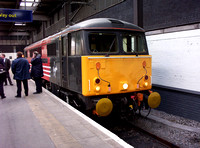 Railways VWC London Euston 20050611