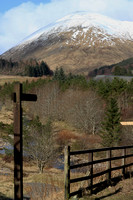 Travel Scotland Tyndrum 20160305
