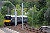 Railways Scotrail Hamilton Central 20150731