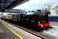 Railways Royal Scot Stirling 20160813