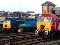 Railways Various Holyhead 20091205