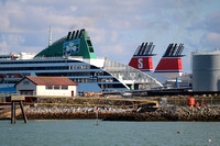 Shipping Wales Holyhead 20151013
