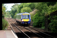 Railways Scotrail Falkirk Grahamston 20160707