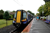 Railways Scotrail North Berwick 20150818