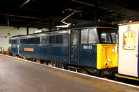 Railways Caledonian Sleeper London Euston 20150811