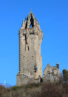 Travel Scotland Wallace Monument 20170327