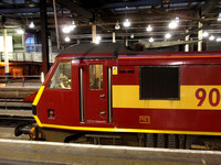 Railways EWS London Euston 20090501