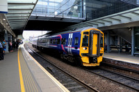 Railways Various Haymarket 20160718