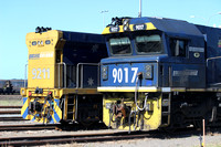 Railways Australia Pacific National Kooragang 20140225