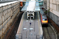 Railways VTEC Edinburgh Waverley 20150925