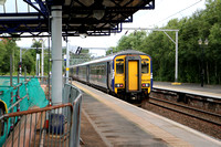 Railways Scotrail Dumbarton 20150810