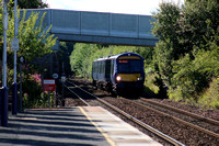 Railways Various Falkirk Grahamston 20150807