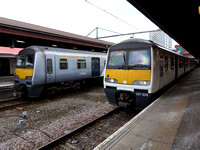 Railways Greater Anglia Southend 20130202
