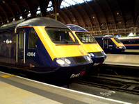 Railways FGW London Paddington 20071011