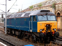 Railways VWC Crewe 20090901