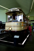 Travel Scotland Riverside Museum Trams 20150818