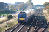Railways Scotrail Carnoustie 20151016