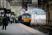 Railways Various Edinburgh Waverley 20160517