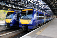 Railways Scotrail Dundee 20170509