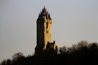 Travel Scotland Wallace Monument 20180115