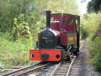 Railways Preserved Perrygrove 20070922