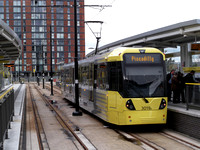 Railways Manchester Trams 20120421