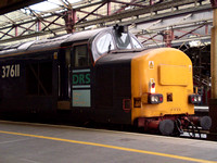 Railways Various Crewe 20070824