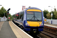 Railways Scotrail North Queensferry 20160906