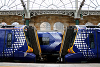 Railways Scotrail Glasgow Central 20160802