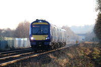 Railways Scotrail St.Ninians 20161204