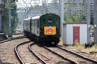 Railways Preserved Hastings DEMU Crewe 20140712