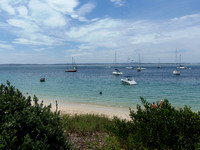 Travel Australia Shoal Bay 20140102