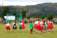 Local Life Scotland Stirling Games Dancers 20150815