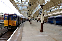 Railways Scotrail Wemyss Bay 20170207