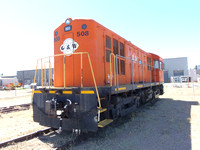 Railways Australia Downer Port Augusta 20131031