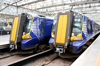 Railways Scotrail Glasgow Central 20170420