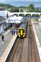 Railways Scotrail Stirling 20160622
