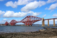 Railways Network Rail Scotrail Forth Rail Bridge 20150412