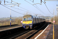 Railways Scotrail Carluke 20170214