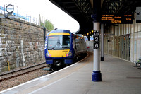 Railways Scotrail Dundee 20160513