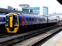 Railways FGW Sheffield 20110923